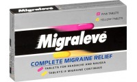 Migraleve 8 Pink 4 Yellow Tablets