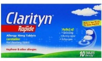 Carityn rapide allergy relief tablets